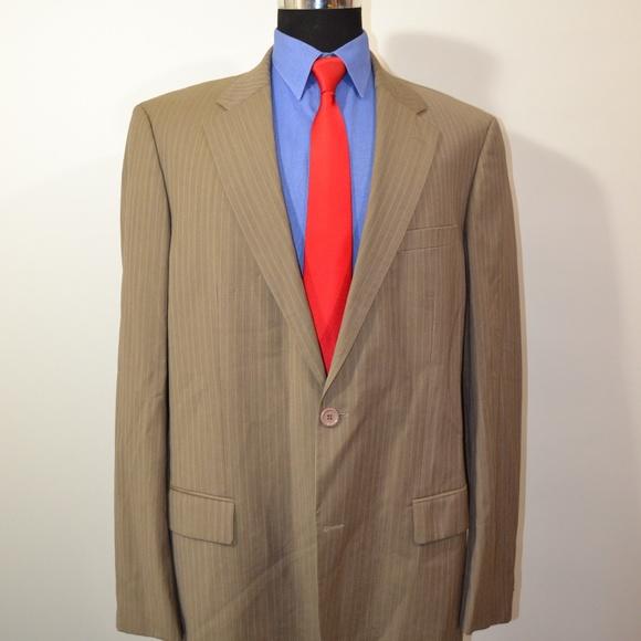 6d6efb43 Hugo Boss Suits & Blazers | 44l Sport Coat Blazer Suit Jacket | Poshmark
